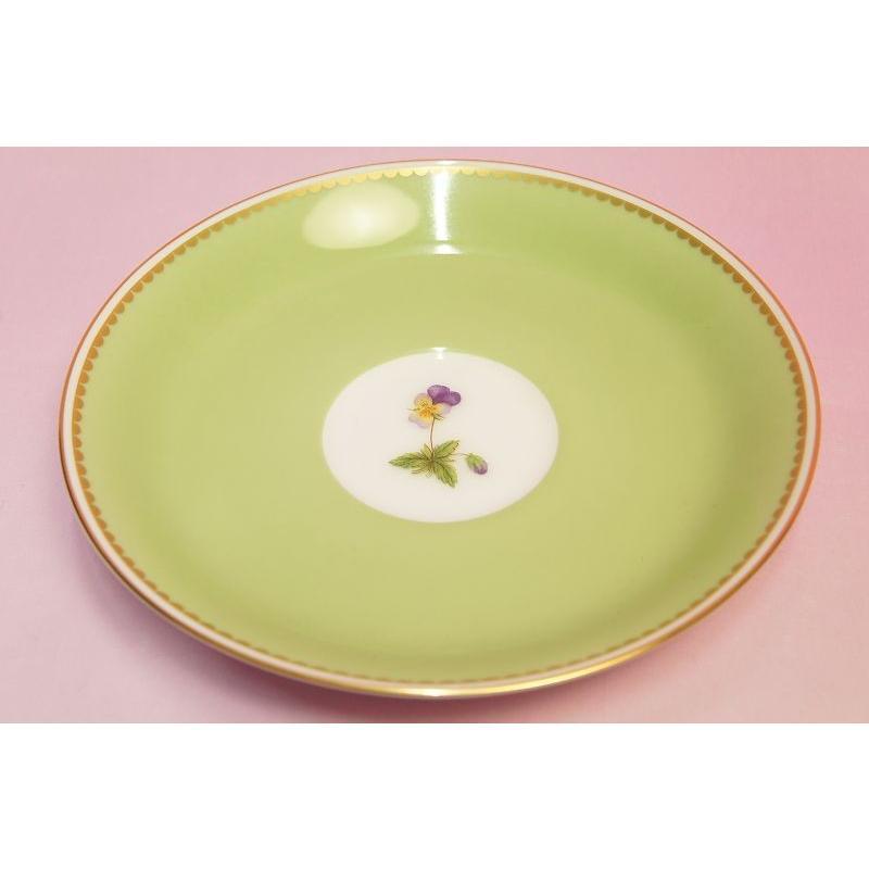 大倉陶園 パンジー ティー碗皿|shokki|06