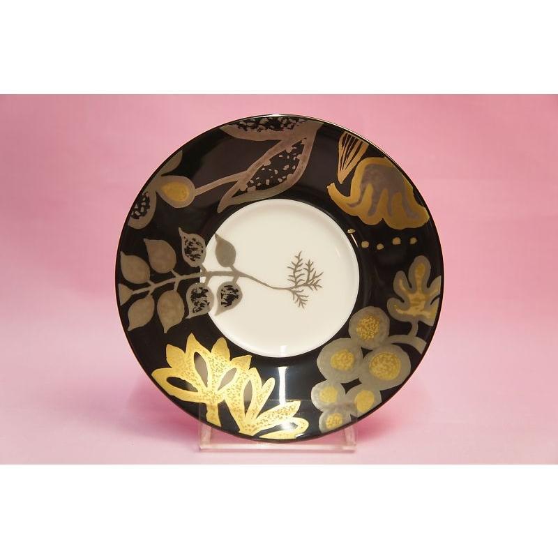 ノリタケ (宝石シリーズ) ブラックパール デミタス碗皿 shokki 05