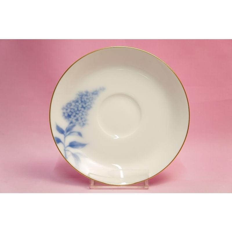 大倉陶園 ハイドランジャー(アジサイ) ティー・コーヒー碗皿 shokki 05