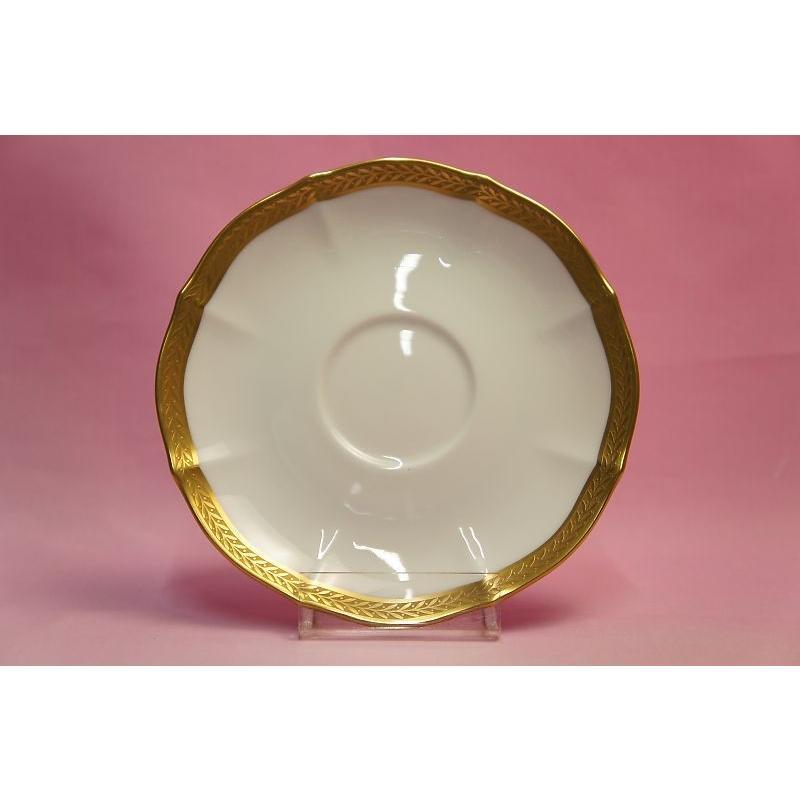 ノリタケ・ダイヤモンドコレクション ♯5536 ゴールデンシンプリシティ ティー・コーヒー碗皿|shokki|05