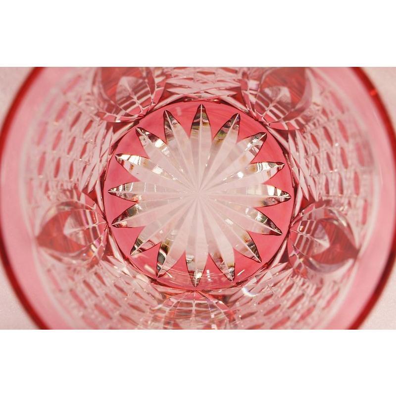 RED ロックグラス|shokki|04