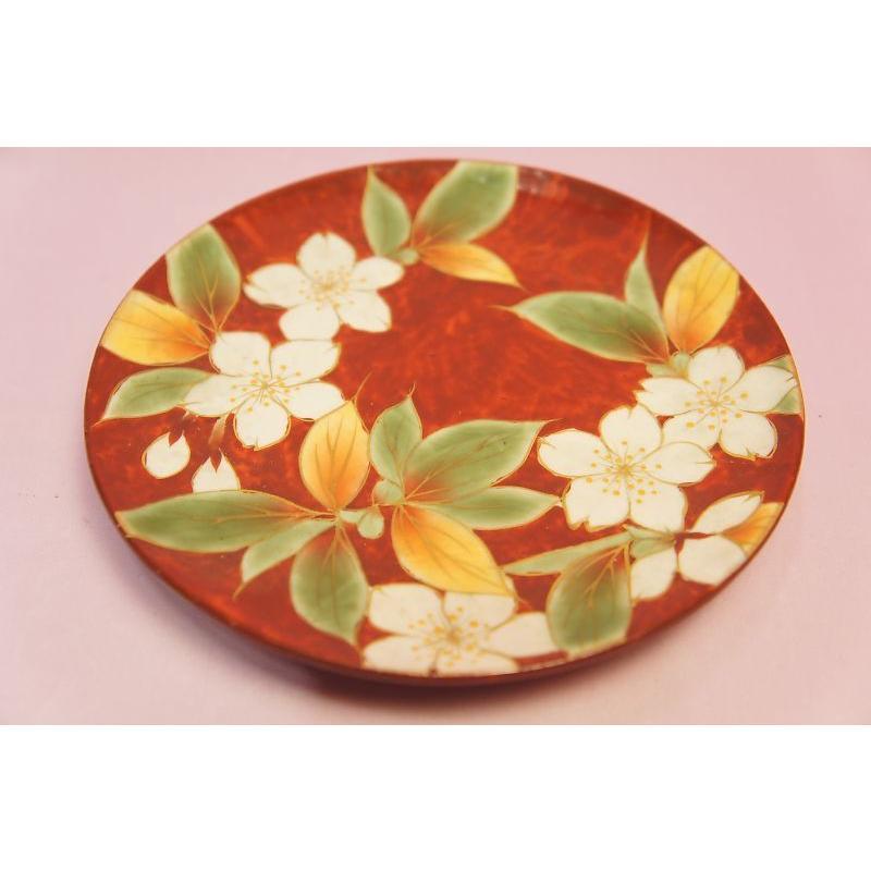 赤濃桜 コーヒー碗皿|shokki|03