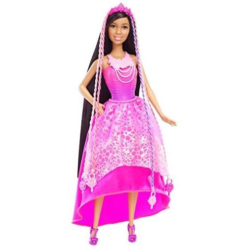 バービーBarbie Endless Hair Kingdom Snap 'n Style Princess Nikki Playset