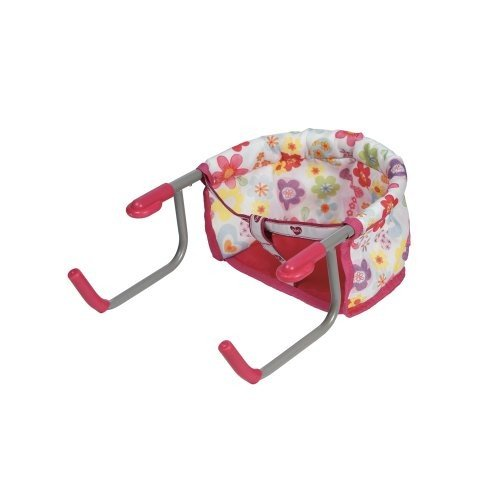 赤ちゃんAdora Doll Accessories Portable Table Feeding Seat for Children 3 years and up20603011 ピンク Feeding Seat