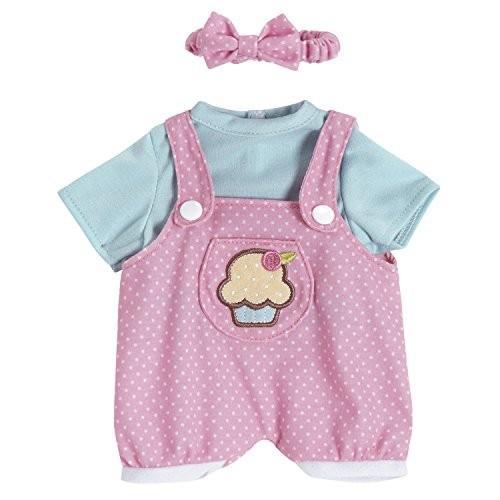 アドラベビードールAdora Playtime Baby Outfit - Cupcake Jumper
