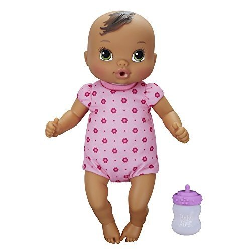 赤ちゃんBaby Alive Luv 'n Snuggle Baby BrunetteA5842223