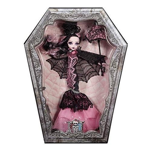 モンスターハイMonster High Draculaura Collector Doll (Discontinued by manufacturer)