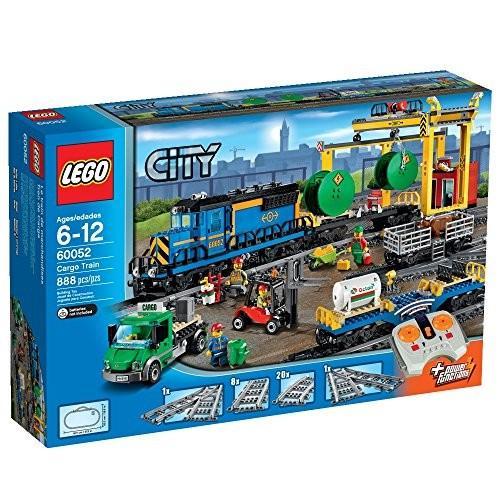 シティLEGO City Cargo Train 60052 Train Toy6059267