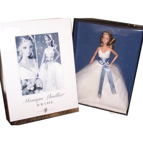バービーBarbie Platinum Label Monique Lhuillier Bride Collectible Doll
