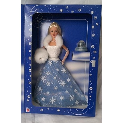 バービーBarbie Special Edition Snow Sensation Doll by Mattel