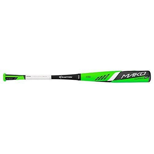 イーストンEaston MAKO TORQ XL 3 BBCOR Adult Baseball Bat8033447 33
