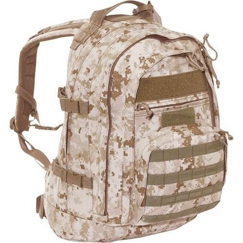タクティカルバックパックMarpat Digital Desert S.O.C. 3 Day Pass BackpackMedium