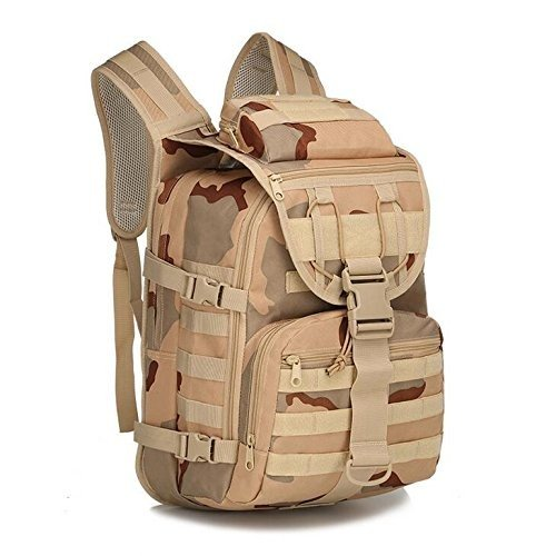6d1b04eb0765 ミリタリーバックパックTactical Daypack Military Backpacks Molle ...