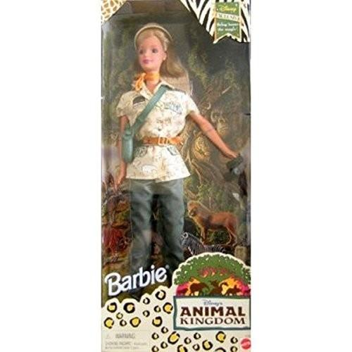 バービーBarbie Disney's Animal Kingdom Exclusive Doll (1998)