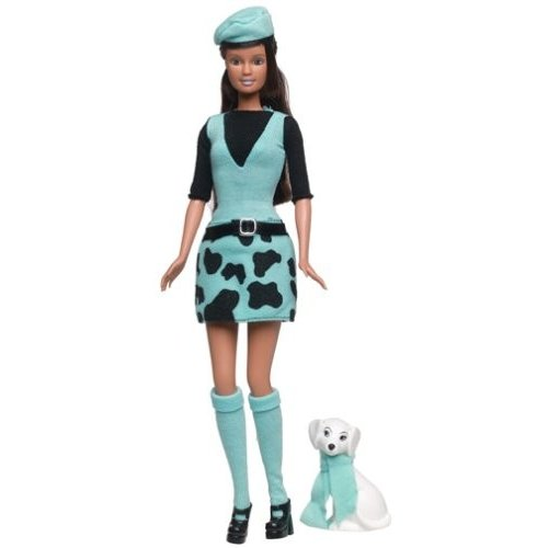 バービーBarbie Teresa Spot Scene Doll (2001)