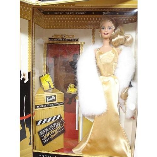 バービー2002 Hooray for Hollywood Barbie Doll