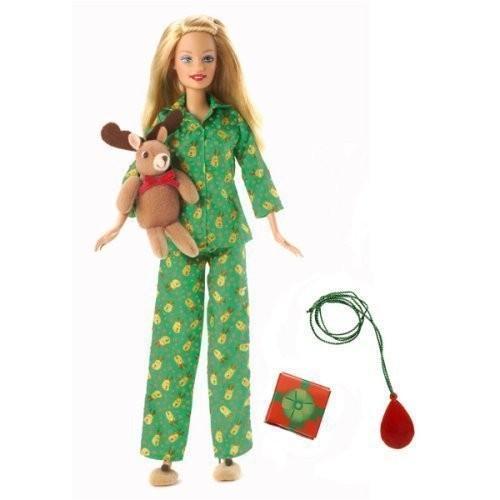 バービー2006 Target Exclusive Christmas Morning Barbie Doll