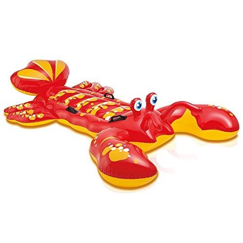 フロートIntex Lobster Ride-On