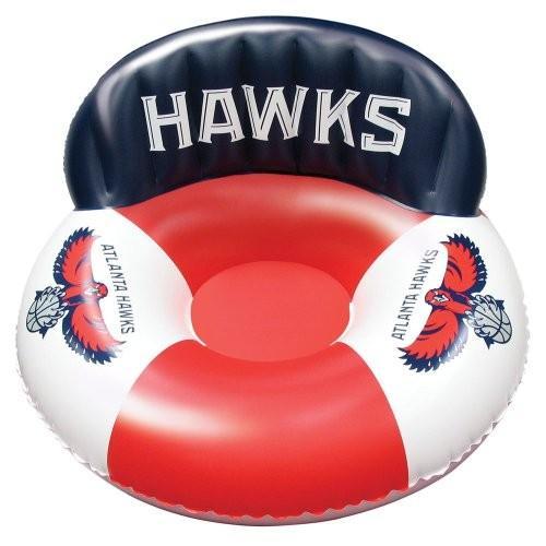 フロートPoolmaster Atlanta Hawks NBA Swimming Pool Float, Luxury Drifter