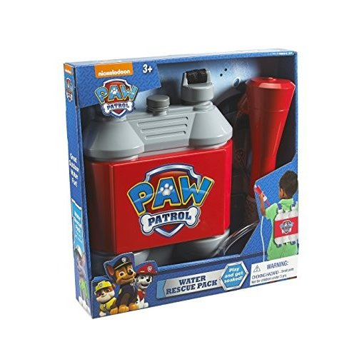 水鉄砲Little Kids 838 Paw Patrol Water Rescue Pack Toy