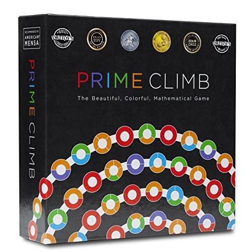 ボードゲームMath for Love Prime Climb