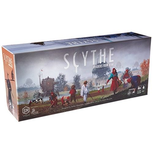 ボードゲームStonemaier Games Scythe: Invaders from Afar