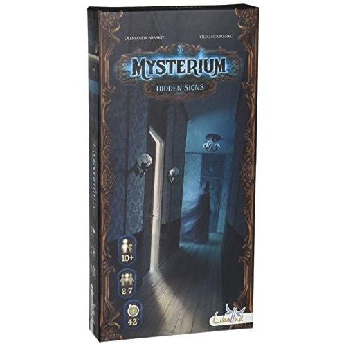 ボードゲームMysterium: Hidden Signs
