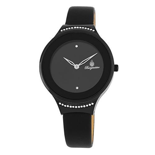 【予約販売】本 ドイツ高級腕時計Burgmeister Women