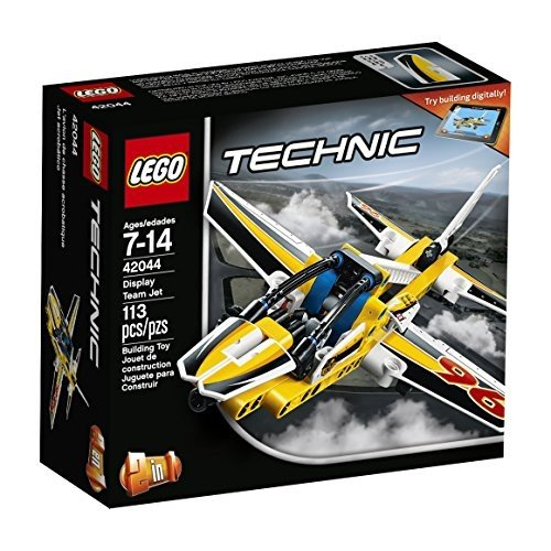 レゴLEGO Technic Display Team Jet 42044 Building Kit
