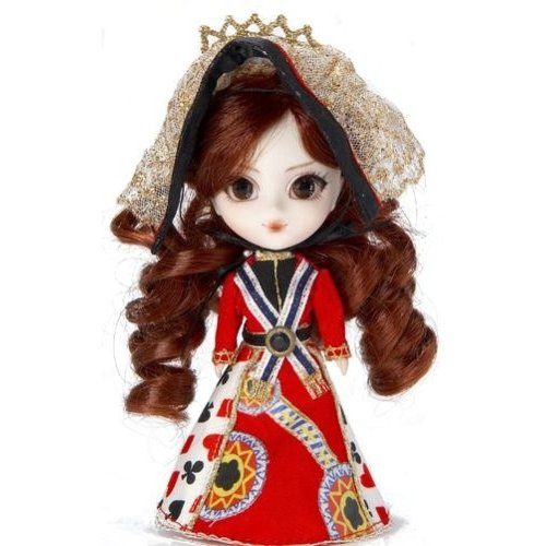 人形Little Pullip+ Queen of Hearts 4.5