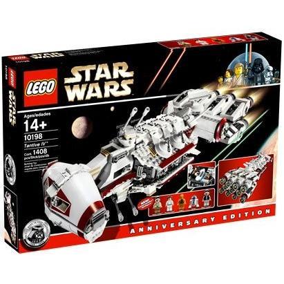 スターウォーズLEGO Star Wars Tantive IV (10198)4557618