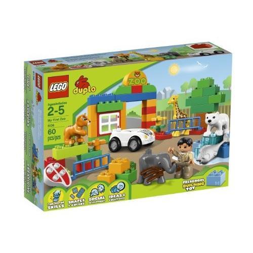 レゴLEGO DUPLO My First Zoo 6136