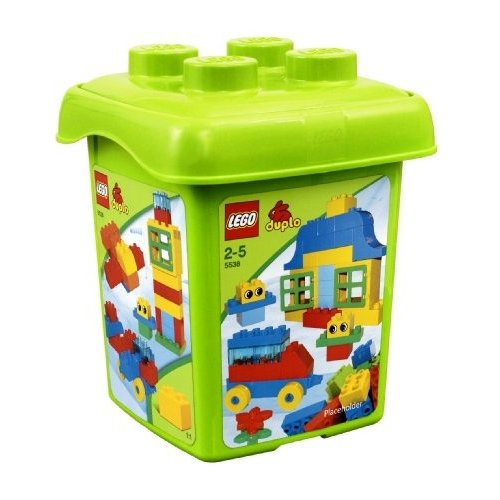 レゴLEGO Bricks & More LEGO DUPLO Creative Bucket 5538