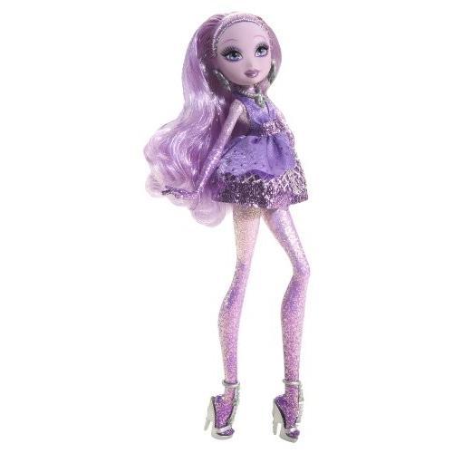 バービーBarbie A Fashion Fairytale Flairies Shim'R Doll