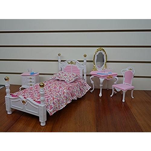 1/6ドールMy Fancy Life Dollhouse Furniture Bed Room and Beauty Play Set