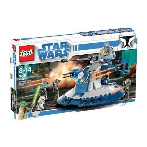レゴLEGO 8018 Star Wars Separatist AAT (407pcs)