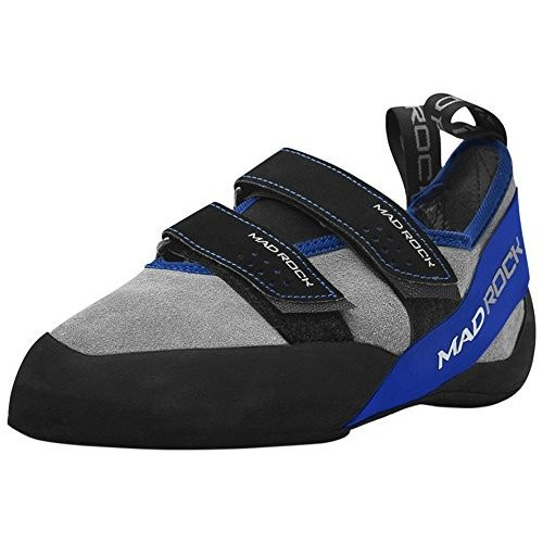 並行輸入品Mad Rock Drifter Climbing Shoe - Azul 6.5Drifter 6.5 D(M) US