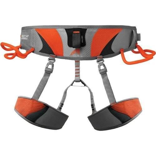 並行輸入品Mad Rock Solar Harness オレンジ/グレー, XLMad Rock X-Large