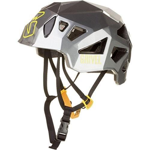 並行輸入品Grivel Stealth Climbing Helmet Titanium, One SizeGrivel One Size