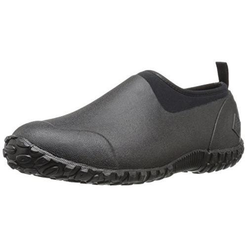 並行輸入品Muckster ll Men's Rubber Garden Shoes,黒,10 US/10-10.5 M USM2L-000-BLK-100 10-10.5