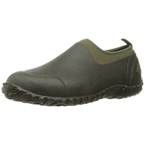 並行輸入品Muckster ll Men's Rubber Garden Shoes,Moss/緑,11 US/11-11.5 M USM2L-300-GRN-110 11-11.5