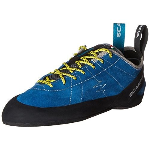 並行輸入品SCARPA Men's Helix Climbing Shoe-M, Hyper 青, 44 EU/10.5 M USHELIX Climbing Shoe-M 13