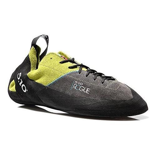 並行輸入品Five Ten Men's Rogue Lace Climbing Shoe,緑/Charcoal,8 M USRogue Lace-M 8