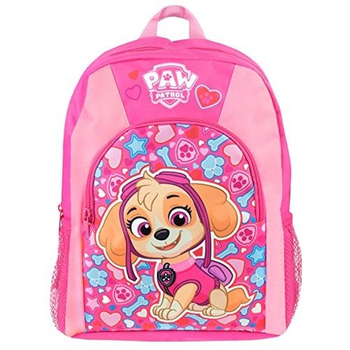 パウパトロールPaw Patrol Girls Paw Patrol Skye Backpack