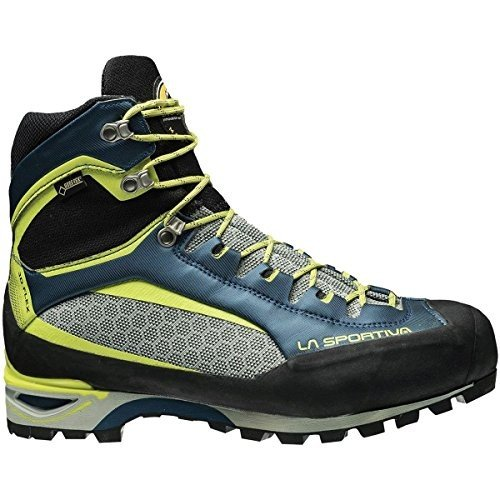 並行輸入品La Sportiva Trango Tower GTX Hiking Shoe, Ocean/Sulphur, 43.521A-606702-43.5 43.5 M EU