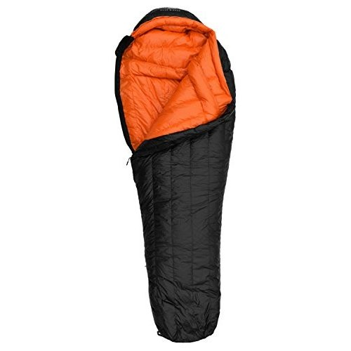 キャンプHyke & Byke Eolus 15 & 30 Degree F 800 Fill Power Hydrophobic Goose Down Sleeping Bag wiLong