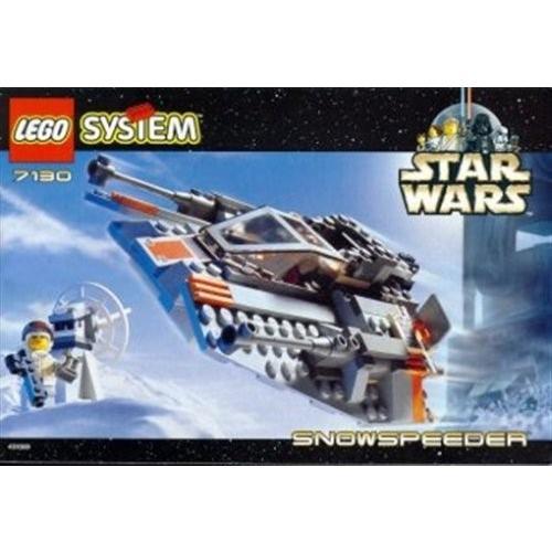 レゴLEGO Star Wars Snowspeeder (7130)