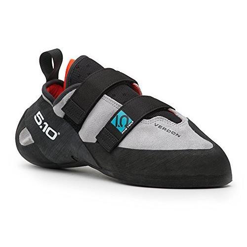 並行輸入品Five Ten Men's Verdon Vcs Climbing Shoe, Grey, 10 D US5241100 10