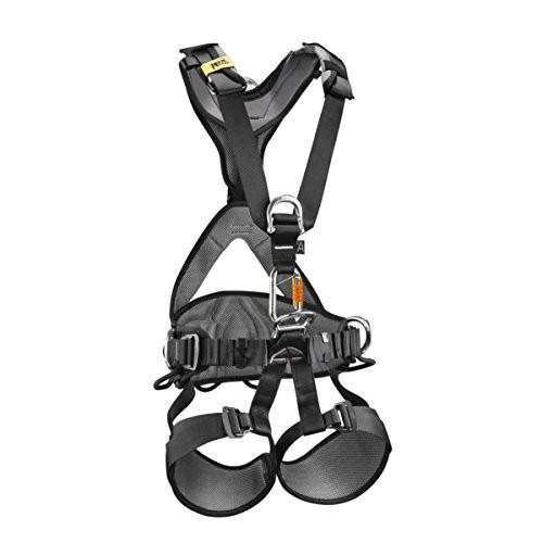 並行輸入品PETZL - AVAO BOD International Version, Comfortable Harness for Fall Arrest, Size 1C71AAA 1U 1
