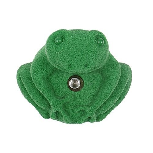 並行輸入品Large Tree Frog | Bolt-on Rock Climbing Holds | GreenLarge